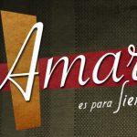 AMAR ES PARA SIEMPRE - ANTENTA 3