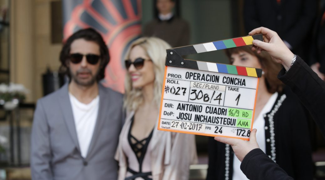 OPERACIÓN CONCHA - Antonio Cuadri