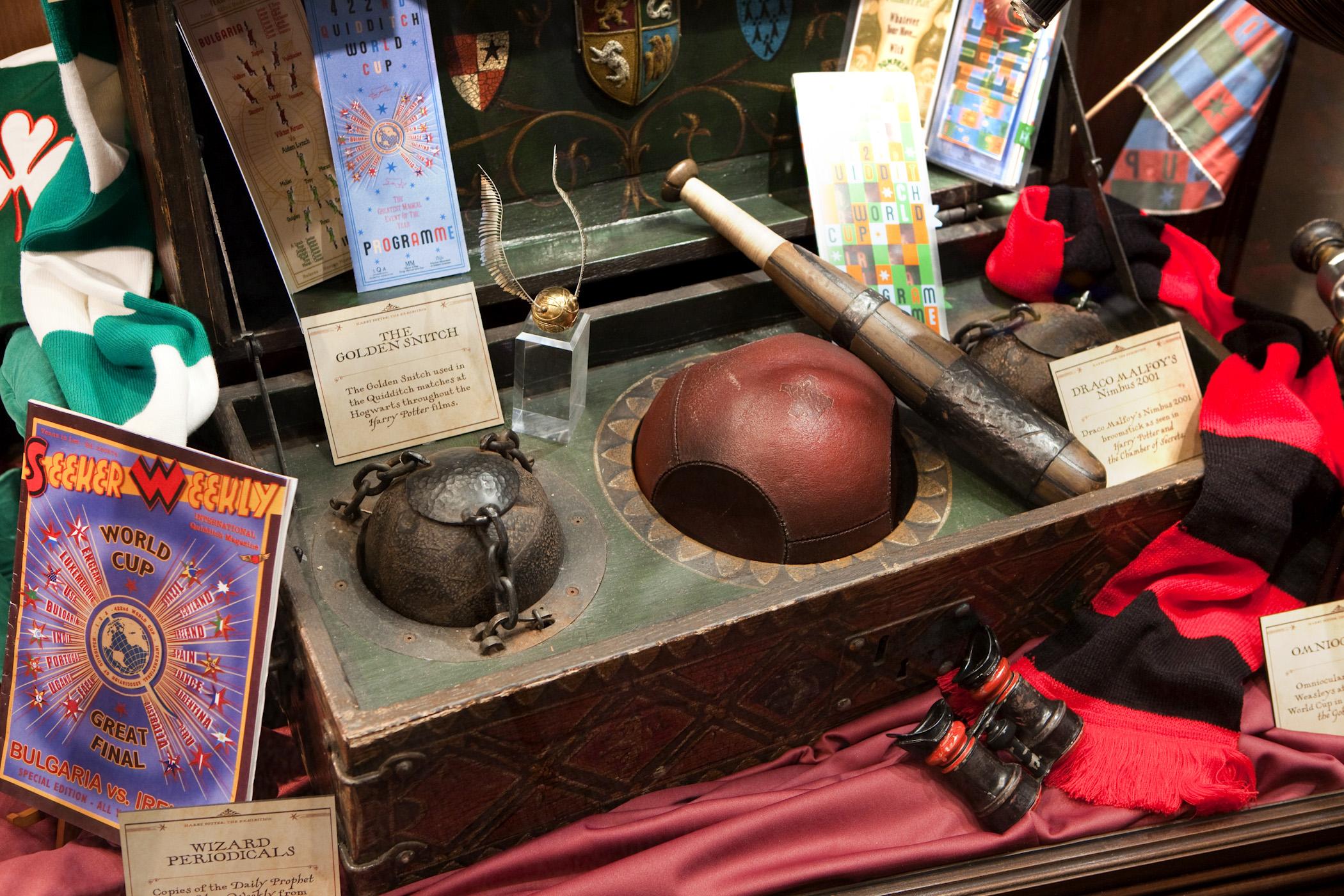 Harry Potter: The Exhibition se despide de Madrid