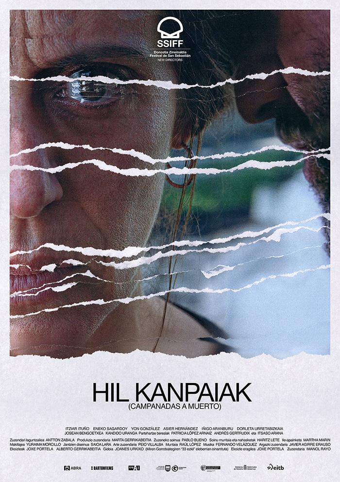 YA DISPONIBLES CARTEL Y PRIMER CLIP DE  HIL KANPAIAK  (Campanadas a muerto)